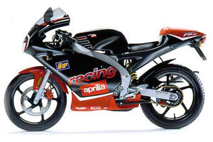 Aprilia 2000 50cc RS50 Motorcycle