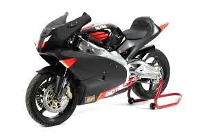 Aprilia 2002 250cc RS 250 Motorcycle