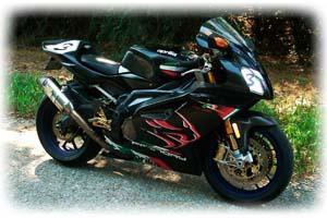 2004 Aprilia | 1000cc RSV 1000 R, Factory Motorcycle Batteries