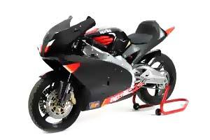 Aprilia 2004 250cc RS 250 Motorcycle