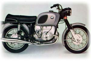 BMW 1969 R75-5 Motorcycle
