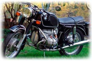 BMW 1970 R50/5 Motorcycle