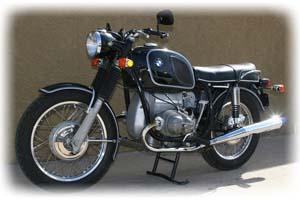 BMW 1970 R60/5 Motorcycle