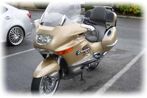 BMW 2005 K1200LT 005 Motorcycle