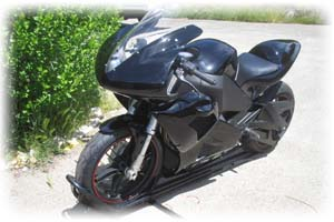 Buell 2010 1125cc 1125R Motorcycle