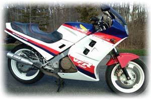 1986 honda 750cc vfr750f interceptor motorcycle batteries. Black Bedroom Furniture Sets. Home Design Ideas