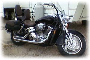 Moto 1800 Cc Honda