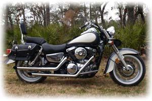Kawasaki 1999 1500cc Vulcan Classic Motorcycle