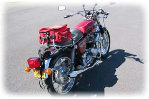 Notron 1974 850cc Commando Mark II Motorcycle