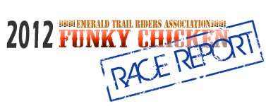 2012 Funky Chicken Rider Report