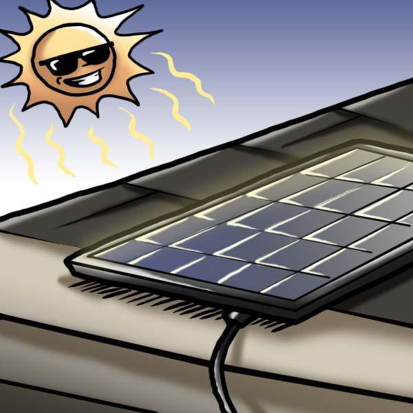 Solar Info: The Down Low on Everything Up High.