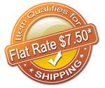 Flat Rate Shipping to USA