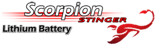 Scorpion Stinger Logo