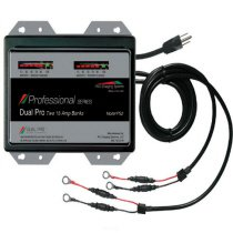 Dual Pro 12v 24v 30 Amp Waterproof Marine On-Board Charger - PS2