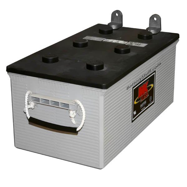 mk battery 12 volt 245 ah deep cycle agm rv marine battery. Black Bedroom Furniture Sets. Home Design Ideas