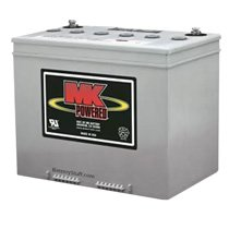 MK Battery 12v 73 AH Deep Cycle Gel-Cell Battery M24SLDGFT