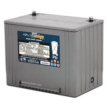 MK Battery 12 Volt 79 AH Deep Cycle AGM Battery 24HR3000S