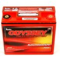 PC680MJ Odyssey 12v 220 CCA Power Sport AGM Battery with Metal Jacket