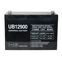 Universal 12v 90 AH Deep Cycle Sealed AGM Battery UB12900-45826
