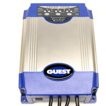 Marinco Guest 12v 6 Amp 3 Bank On-Board Marine Charger GU16153