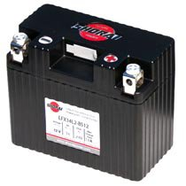 Shorai Lithium 14 AH PBEq 12 Volt LiFePO4 ATV and Motorcycle Battery
