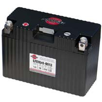 LFX18A1-BS12 Shorai 12v 18 AH PBEq LiFePO4 Power Sports Battery [+ -]