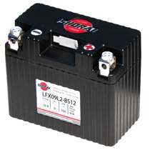 Shorai Lithium Iron Battery