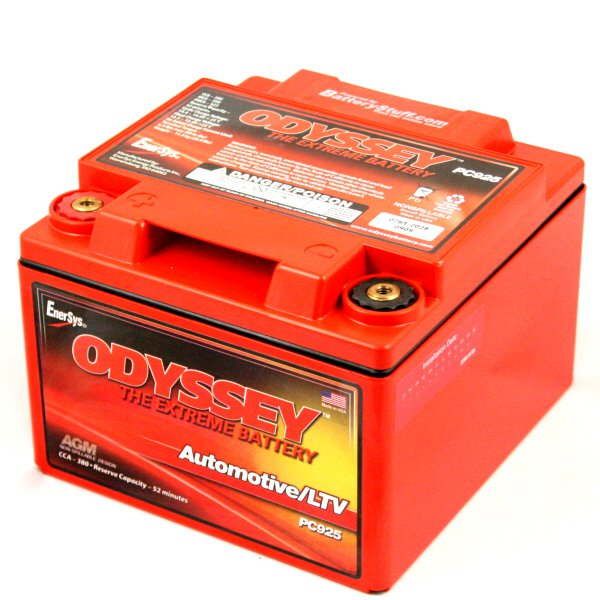 PC925LMJ Battery | Odyssey 12 Volt Motorcycle Batteries