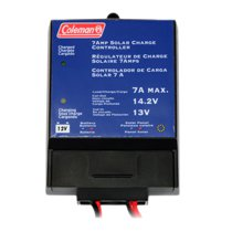 Coleman 7 Amp Solar Charge Controller with Rings by Sunforce - 60012