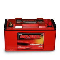 PC1700 Odyssey 12v 875 CCA Heavy Duty Automotive AGM Battery