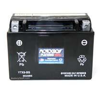 Batteries on Ytx9 Bs Battery   Yuasa Motocross 12 Volt Motorcycle Batteries