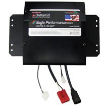 Eagle 48v 18 Amp Industrial Lift On-Board Charger i4818OBRMJLGS400A