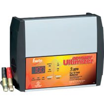 Odyssey 12v 12 Amp High Performance AGM Battery Charger OMAX-12A-1B