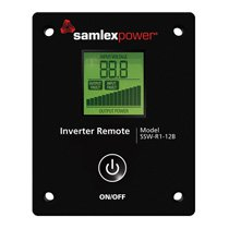 Samlex Remote Switch For Select SSW Series Power Inverters - SSW-R1-12B