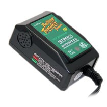 Battery Tender Jr 6v 1.25 Amp 4-Stage High Efficiency Smart Charger - 022-0196