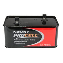 Duracell PC903 Procell Lantern Screw Top Terminal Battery - PC903