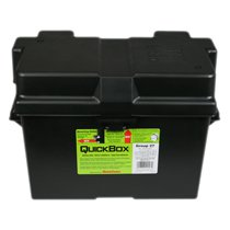 Quick Cable QuickBox Group 27 Battery Box - 120172-001