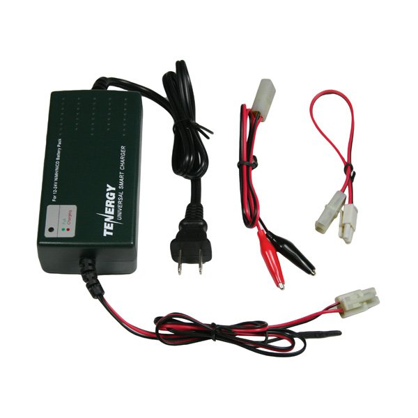 Tenergy 12v 24v 500 Ma Nimh Nicd Battery Pack Charger T 01027