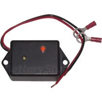LowBat 12v Low Voltage Monitor and Alarm LOWBAT-XL